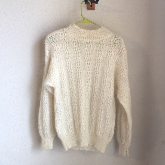 f936c45aaba Dior Sweaters - Christian Dior   Vintage Cream oversized sweater